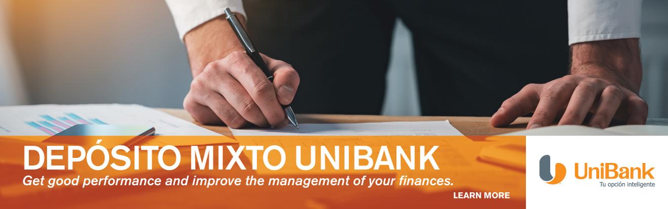 Unibank Mixed Deposit