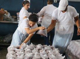 Jornada de Voluntariado en el Banco de Alimentos de Panamá