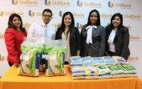 Operación Kilogramos de Esperanza - Unibank - Banco de Alimentos de Panamá