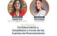 Mari Guizado | Líder Digital con nuestra Vicepresidente de Finanzas y Tesorería Mariela Arze