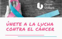 Octubre: Mes de sensibilización contra el cancer   UniBank