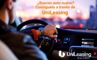 ¿Buscas auto nuevo? - UniLeasing