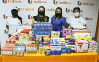 Donación a damnificados de Chiriquí y Bocas del Toro | UniBank | Panama