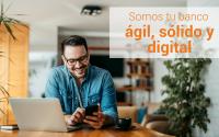 Somos tu banco ágil, sólido y digital | UniBank | Banca Digital