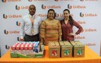 Banco de Alimentos de Panamá - Unibank (donación de leche)