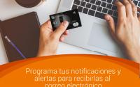 ¿Sabías que puedes recibir alertas cuando utilices nuestra Mastercard Black Débito? | UniBank