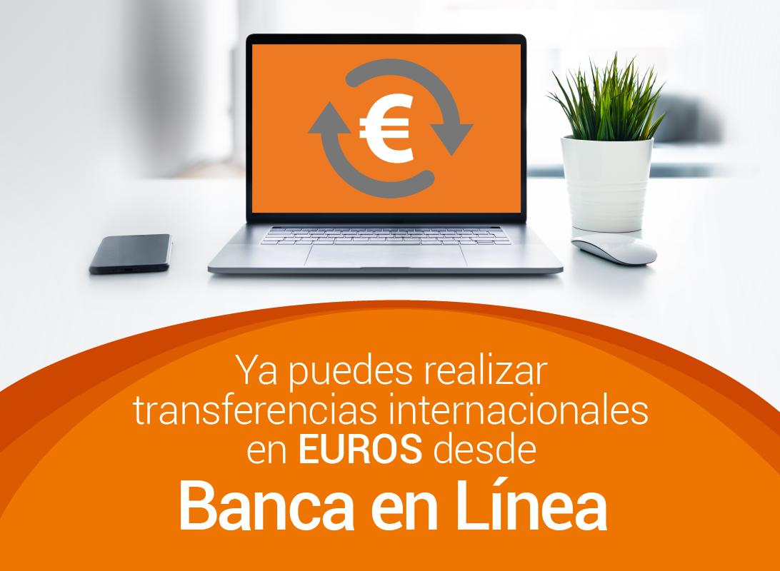 Transferencias en Euros
